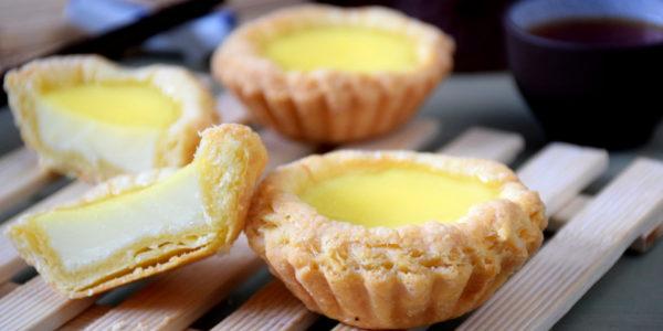 Easy chinese egg custard recipe