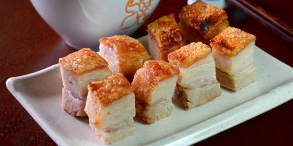 Roast pork recipe- Chinese style (烧肉/ siew yoke)