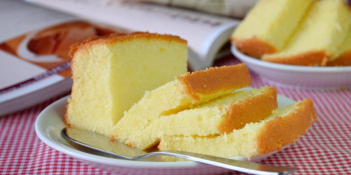 Simple Vanilla Cake Recipe From Scratch