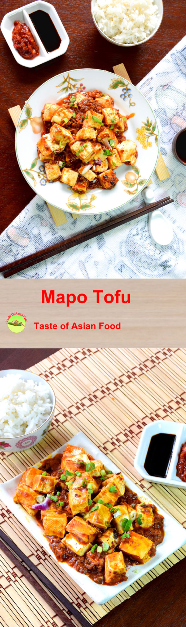 Mapo tofu pin