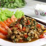 The Thai Basil Chicken Recipe