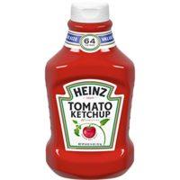 Heinz Tomato Ketchup, 64 oz Value Size Bottle
