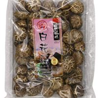 Havista Dried Premium Flower Shiitake Mushrooms, 6 Ounce