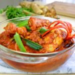 Chicken in Tomato Sauce (Ayam Masak Merah)