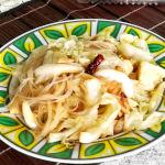 cabbage stir-fry thumbnail