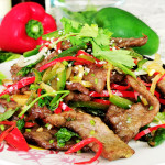 Hunan beef with cumin thumbnail