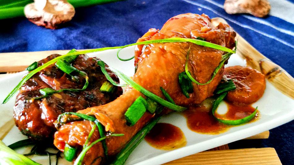 braised chicken featured image