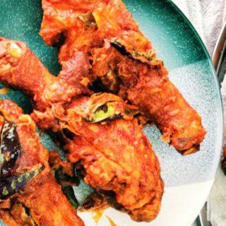 ayam goreng feature video