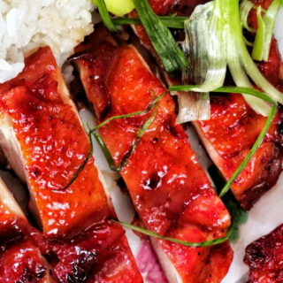 char siu chicken featured image