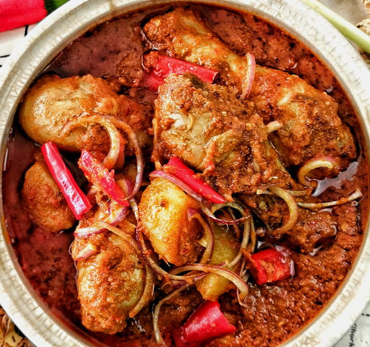Devil;s curry featured image